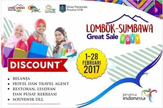 Lombok Sumbawa Great Sale 2017
