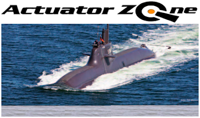 The Need of Electric Actuator in Submarines