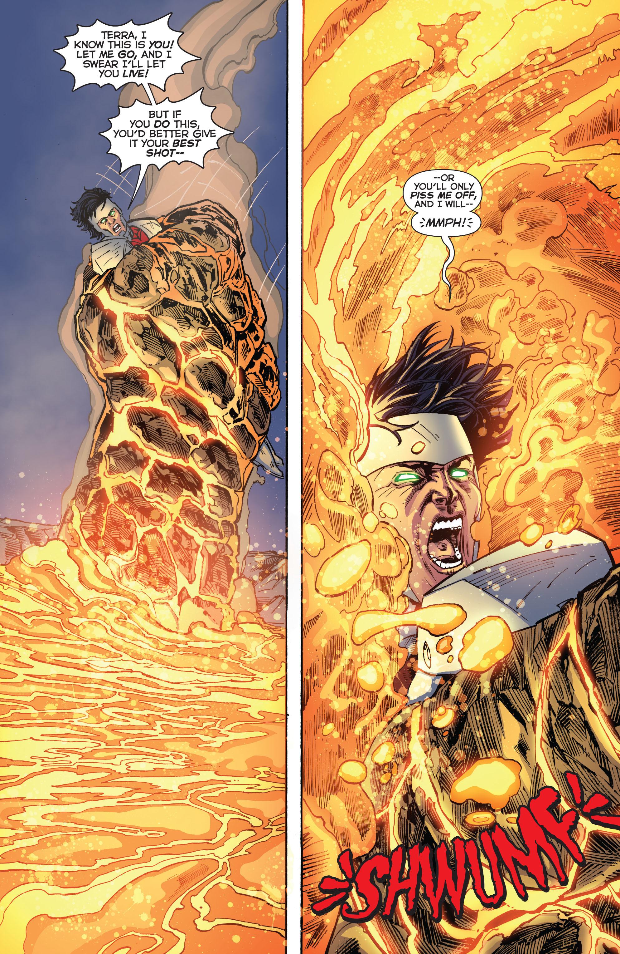 Deathstroke (2011) Issue #20 #21 - English 11
