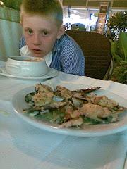 Adons mussel dinner date