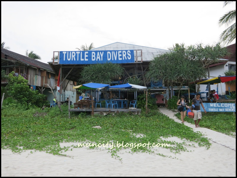 Turtle Bay Divers Pulau Perhentian With Turtle Bay Divers
