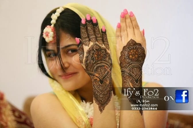 Wedding Pics Of Sanam Baloch Mayoun Mehndi Nikah
