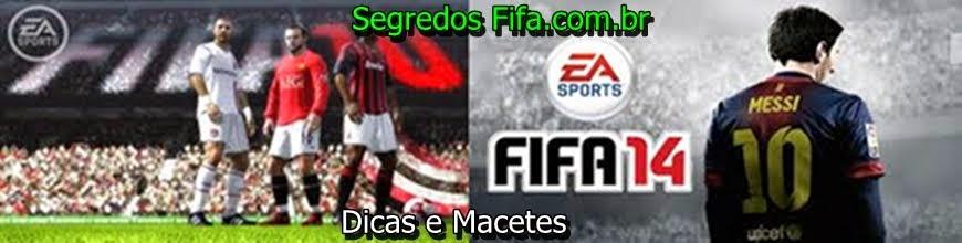 Segredos Fifa 2013 Ps3 / Xbox-360