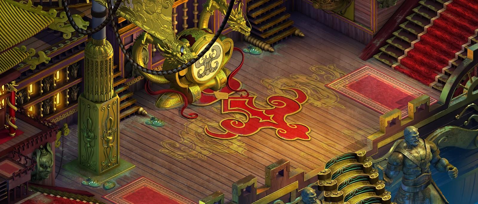 game đại náo thiên cung