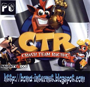 Crash Team Racing (CTR) - Indowebster