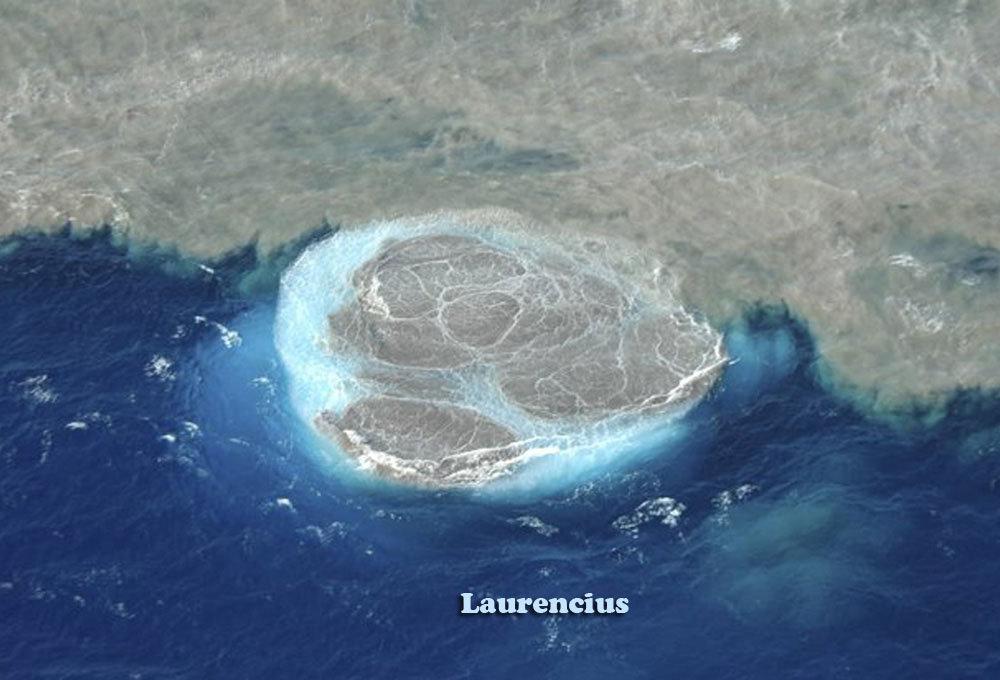 Foto Letusan Gunung Api Bawah Laut - Laurencius