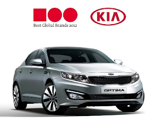 Kia Motors w Best Global Brands 2012