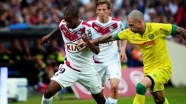 Highlights Bordeaux 2 – 1 Nantes (Ligue 1)