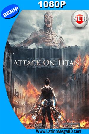 El Ataque De Los Titanes: Parte1 (2015) Subtitulado HD 1080P (2015)