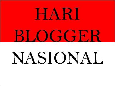 selamat hari blogger
