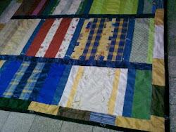 Tiras multicolores