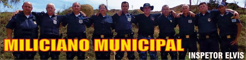 MILICIANO MUNICIPAL