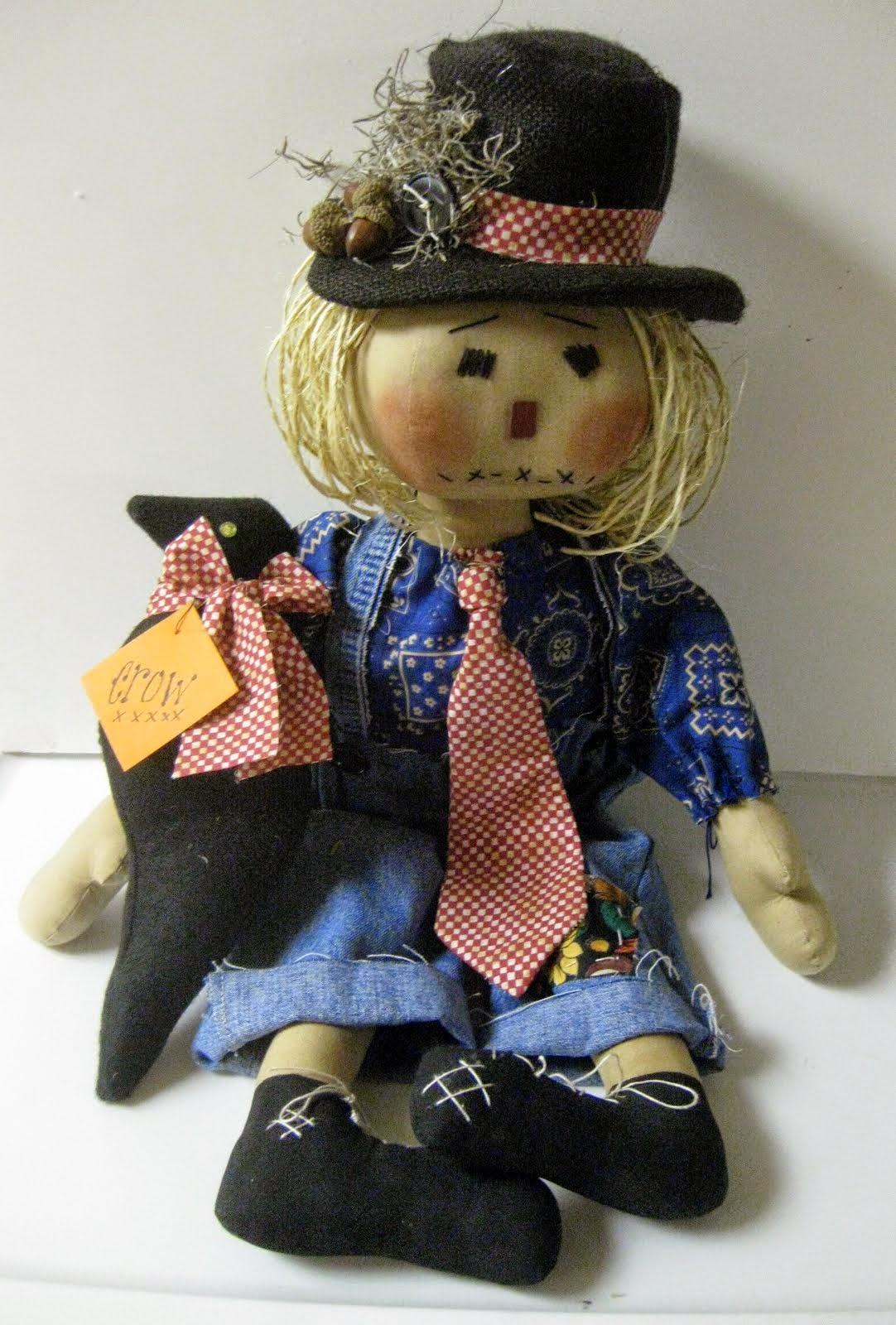 Billy Bob Scarecrow
