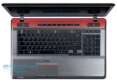 Toshiba Qosmio X770 / 17.3-inch 3D Notebook Review