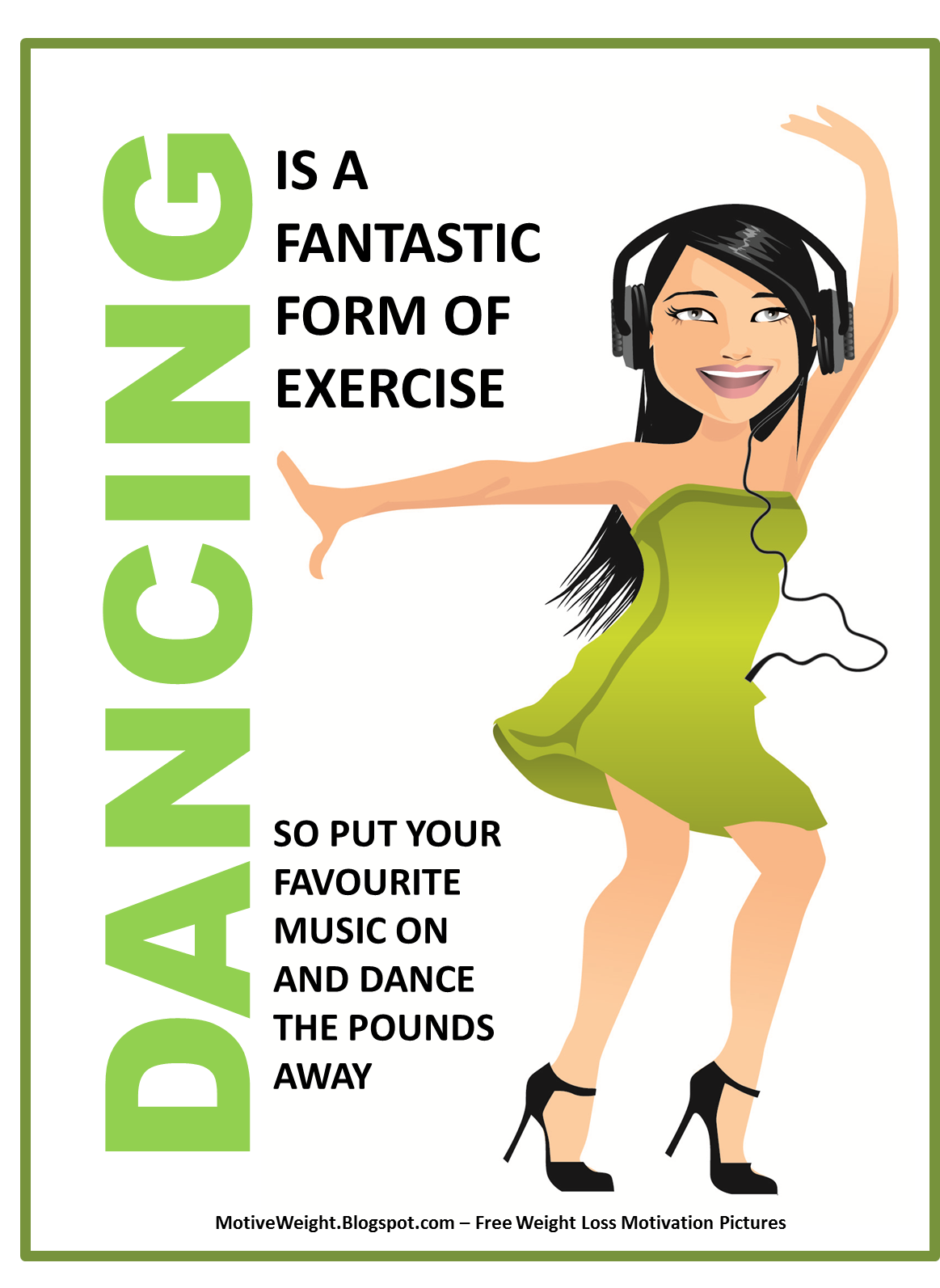 essay dance as a form of exercise Despite the government's efforts to get people fitter, many patients remain under- active in many ways, the culture of the privatisation of exercise is to blame.