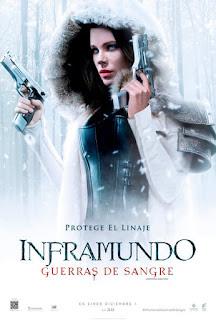 Poster de Underworld: Guerras de sangre