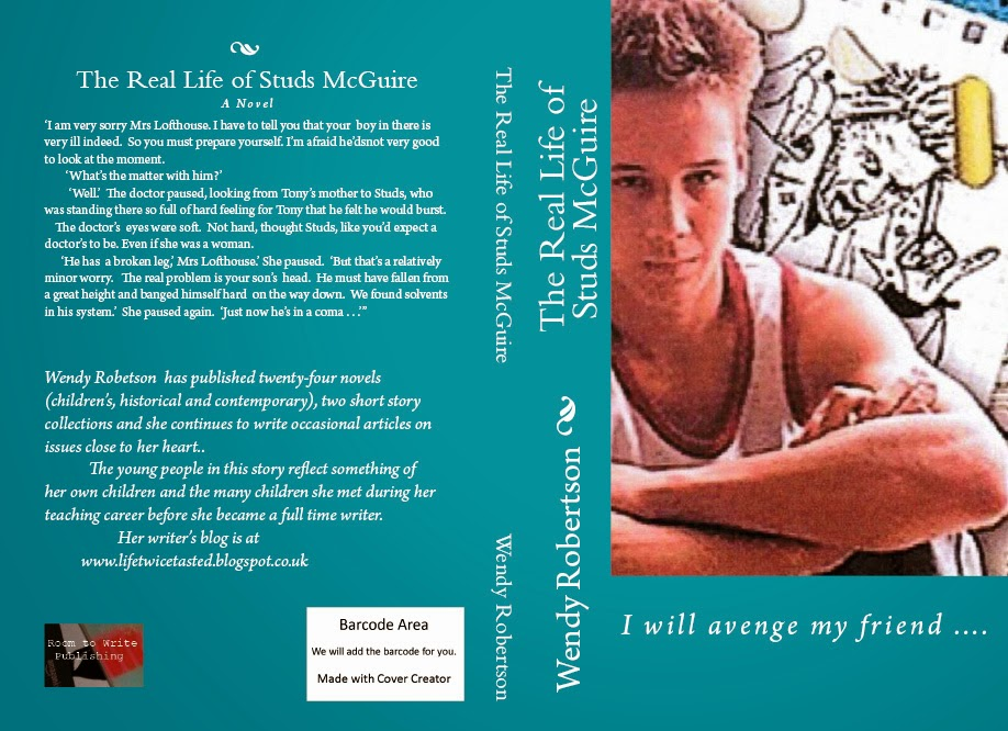 The Real Life of Studs McGuire on Kindle and in P/B