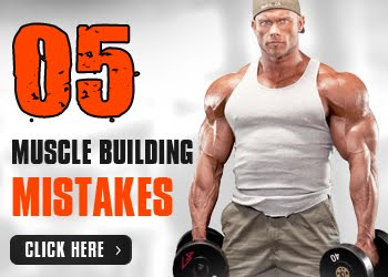 The #1 Factor To Build Muscle