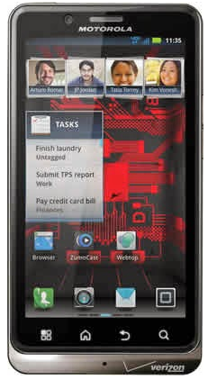 Motorola DROID BIONIC XT875 Android