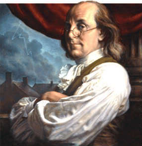 benjamin franklin aphorisms