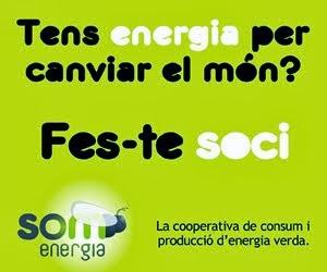 Fes-te sòcia de som Energia Mallorca