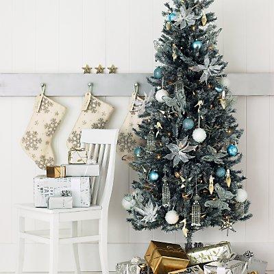 Hogares frescos minimalista decoraci n navide a - Decoracion navidena minimalista ...