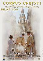 Pilas - Fiesta del Corpus 2014