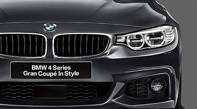 "BMW 4-Series Gran Coupe ""In Style"" Edition Launched in Japan"