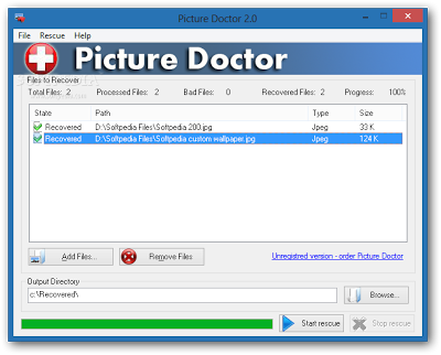 PSD and JPEG Repair Software | Picture Doctor