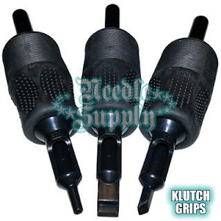Klutch Disposable Tattoo Tubes