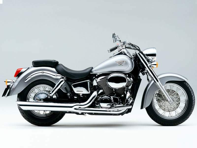 Honda Shadow Super Bikes