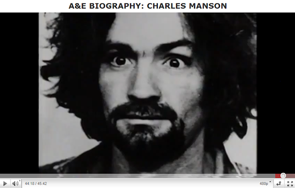 a biography of charles manson Talk:charles manson skip to table of charles manson is a former featured article candidate this article is within the scope of wikiproject biography.