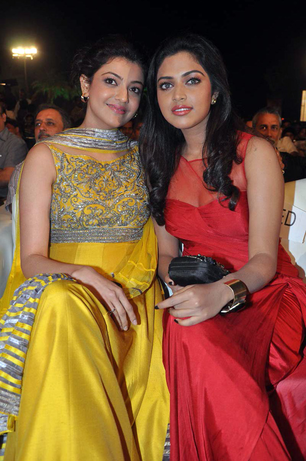 kajal agarwal,amlapaul at Naayak Audio Launch Photos