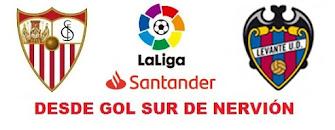 Próximo Partido del Sevilla F. C. - Domingo 20/10/2019 a las 21:00 horas