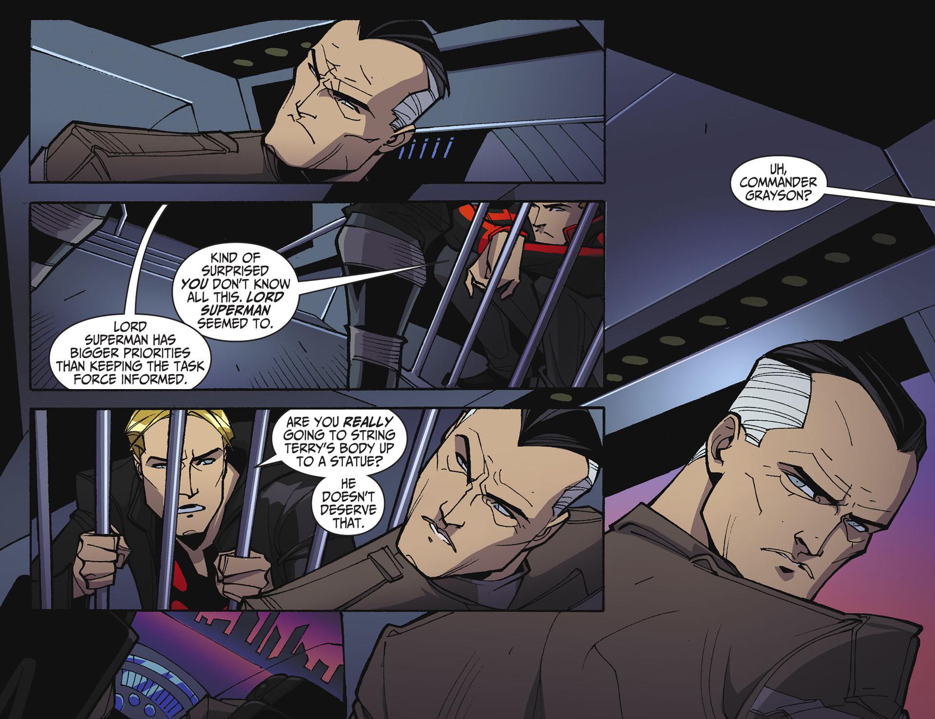 Batman Beyond 2.0 Issue #22 #22 - English 6