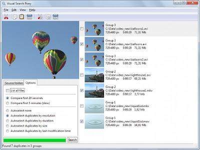 Download Visual Search Pony besplatni programi