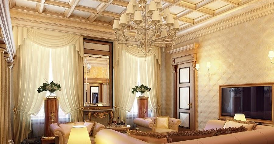 Decoraci n de interiores de mansiones y casas de lujo for Interiores de casas de lujo