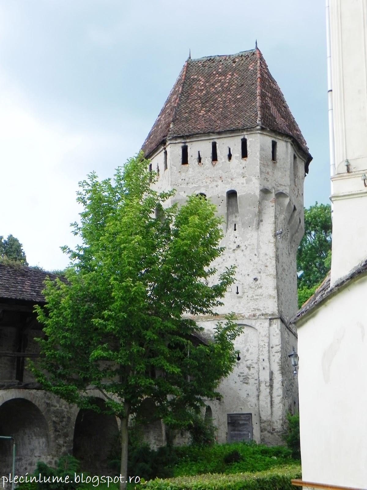 Turnul Cositorarilor din Sighisoara