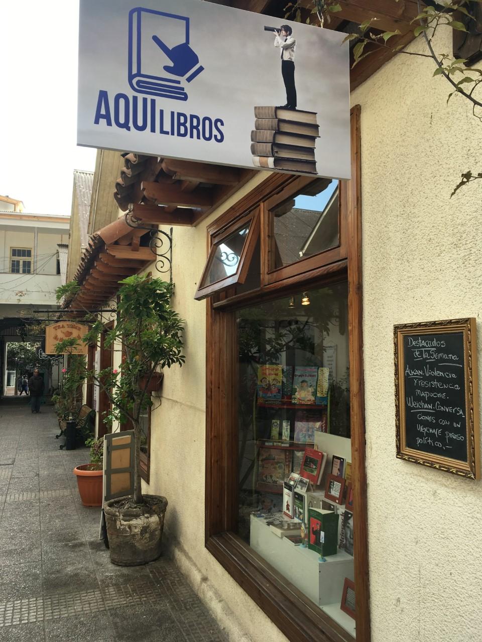 Mis libros en Librería Aquí libros en La Serena