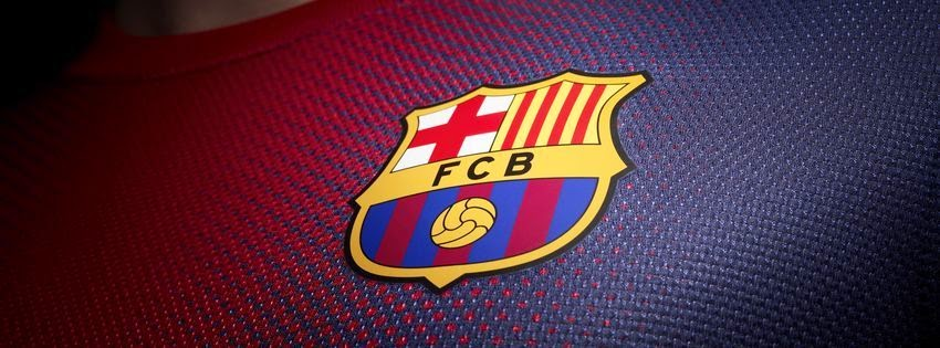 Couverture facebook FCB
