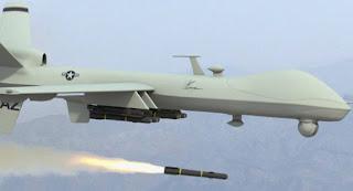 Drone RQ-1C Gray Eagle
