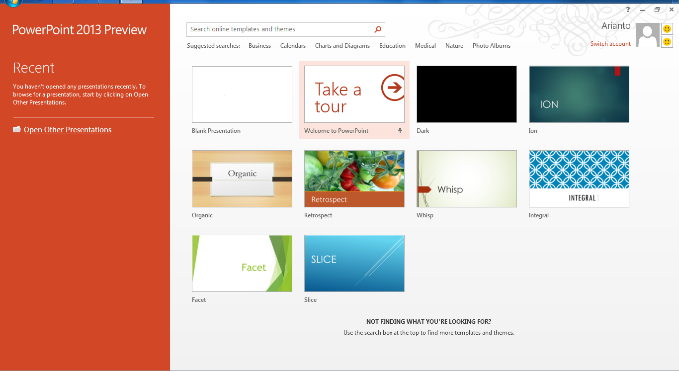 Powerpoint Templates Microsoft Office