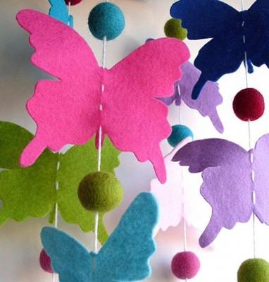 Recursos para educaci n infantil manualidades para la for Decoracion primavera manualidades