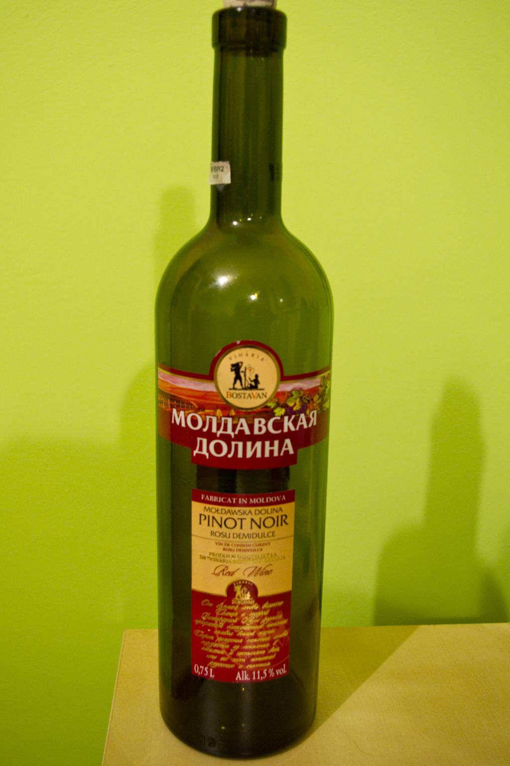 szczep Pinot-Noir