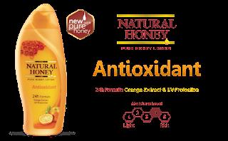 Natural Honey Antioxidant