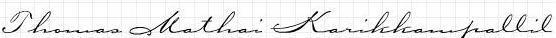 തോമസ് മത്തായി കരിക്കംപള്ളില് ബ്ലോഗ്:  വാര്ത്തകളുടെ മുമ്പേയുള്ള ചിന്തകള്, എല്ലാ വശങ്ങളും തേടി...