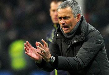 Mourinho sigue inconforme con sus dirigidos