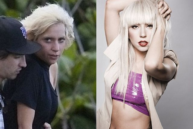 Female Hollywood Celebs Without Make-up. ~ LoL City