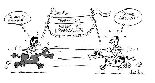 Les carnets de jac salon de l 39 agriculture - Le salon de l agriculture en direct ...