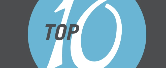 Top 10 Septiembre 2015